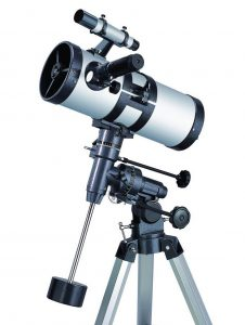 Télescope 114/1000 EQ3 de Seben