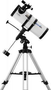 Télescope Zoomion Gravity 150 EQ
