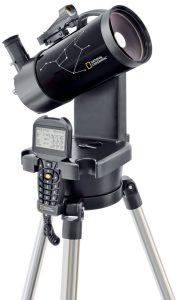 Télescope automatique Noir de National Geographic